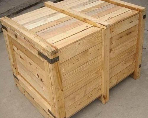 木包装箱出口需要进行熏蒸杀毒
