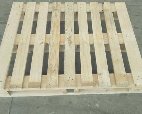 木托盘的堆积方法