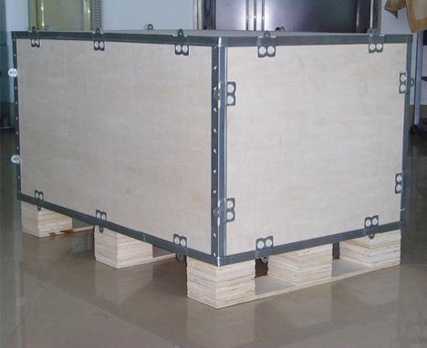 什么是钢边箱呢,唐山钢边箱生产厂家来为您解答