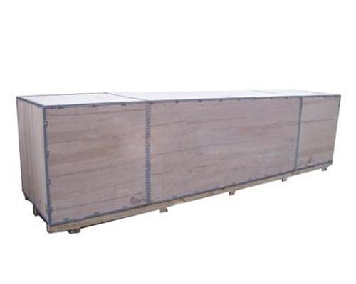 木包装箱质量